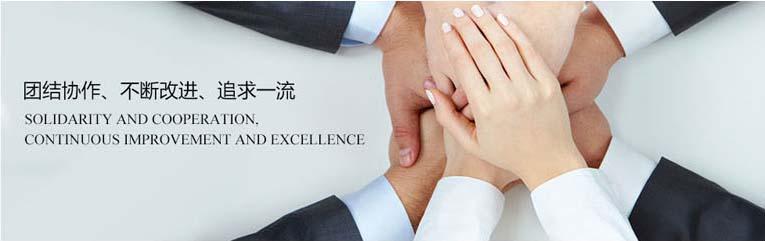 赛邦企业精神:勇于担当,追求卓越